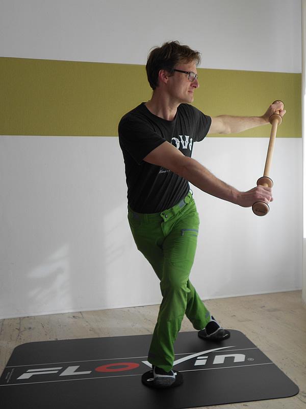 FLOWIN® Pilates - Gleitzeit für die Muskeln